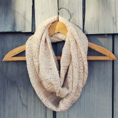 The Slopes Infinity Scarf, Cozy Knit Scarves from Spool 72. | Spool No.72