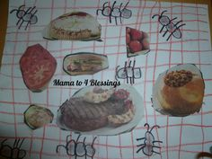 Mama to 4 Blessings - Our Homeschool Blog: ANTS, THEIR BEHAVIOR & CRAFT http://mamato3blessings.blogspot.com/2013/01/ants-their-behavior-craft-learn-link.html