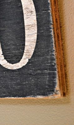 Rustic Wooden Signs