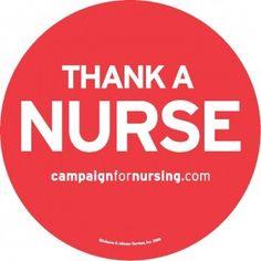 Happy Nurses' Week!