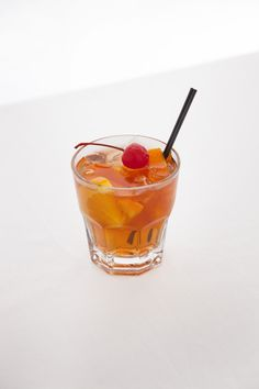Who doesn't love a good Old Fashion?