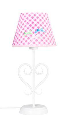 Tafellamp Pien van lief!: leuke lamp voor de meisjeskamer #verlichting