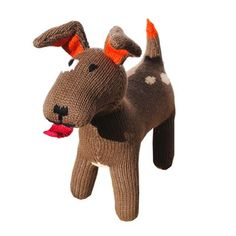 knit doggie