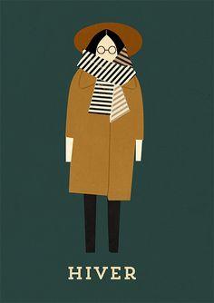 'winter' by Clare Owen
