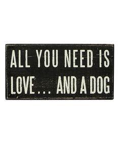 Love & Dog