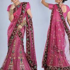 bridal wear, indian bridal, bridal lehenga