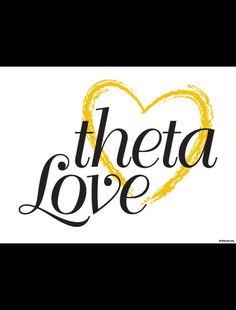 Kappa Alpha Theta Theta Love