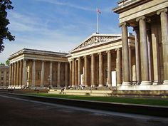 British Museum - you must spend at least a day here.  More like two days.