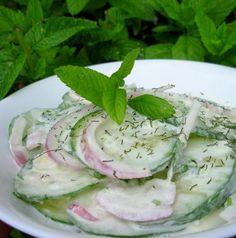 Recipes:Cucumber Salad