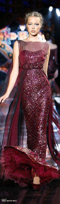 Zuhair Murad Fall/Winter 2008 Couture