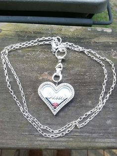 Are you feeling blessed?  Just click on the pic to order your Origami Owl Heart Locket with Blessed plate.