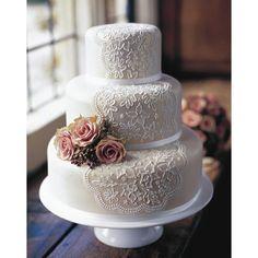lace cakes, cake choic, beauti cake, perfect cake, cake idea, creativ cake
