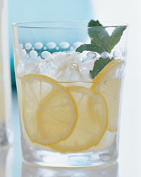 Limoncello Collins Recipe on Food & Wine; limoncello and gin