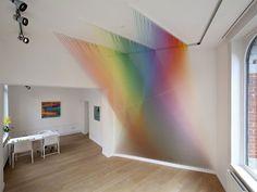 Rainbow Installation – Fubiz™