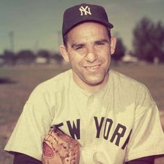 Yogi Berra He was AL MVP three times - and received MVP votes for 15 years in a row - and was a 15-time AL All-Star who won 10 World Series as a Yankee in a 16-year span. He hit 358 homers and led the Yankees in RBI in every season from 1949-55 on teams loaded with future Hall of Famers. He also caught Don Larsen's World Series perfect game in 1956.