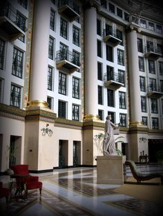 West Baden Hotel, French Lick, IN