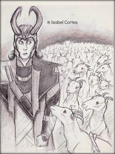 Loki... Love it!