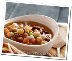 Quick and Easy vegetarian Minestrone soup