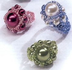 Ring in the New Year with Stunning Cocktail Rings