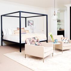 10 Glam Decor Ideas From Rachel Zoe's Bedroom
