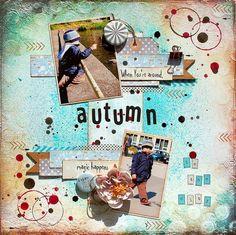 Jesienny spacer - Autumn walk