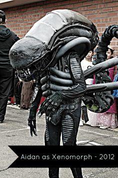 alien xenomorph costume xenomorph costume from . & Alien Xenomorph Costume