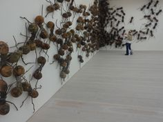 Venues for a company party - Saatchi Gallery London. Very spacious and great acoustics for a live ensemble.