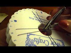 Kumihimo Cuff Bracelet - YouTube