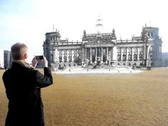 Augmented Reality Sightseeing, Berlin