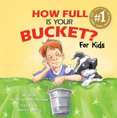 """We will be a """"bucket filling"""" classroom!"""