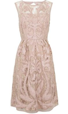 Lace Dress From HIgh Street Fashion Fave Monsoon, Perfect Wedding Guest Dress,