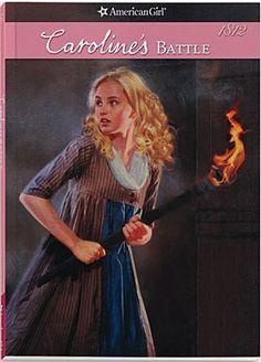 Caroline's Battle by Kathleen Ernst