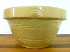 Antique 1930's RRP Co Roseville Ohio Crock Pottery by JoeBlake, $39.50