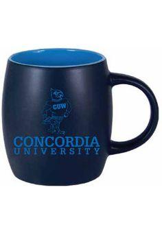 Product: Concordia University Wisconsin Falcons 12 oz. Robusto Mug $9.95