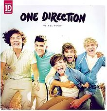 One Direction~Up All Night. <3