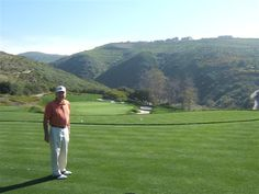 Surprising Grandpa on his 80th birthday with a game of golf at Pelican Hill | www.pelicanhill.com |The Resort at Pelican Hill, Newport Beach, CA | #pelicanhill #grandpa #family #memories