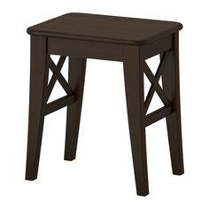 INGOLF Stool - white - IKEA39.99 15 3/4 x 11 3/4 x 17 3/4  L w h
