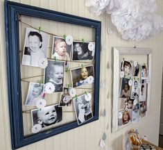 Celebrity baby guessing game. Baby shower game