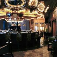 The Carousel Bar.. New Orleans. One of my absolute favorites