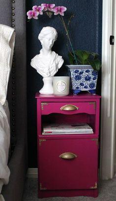 SW pink dresser