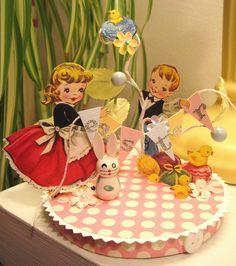 fav craft, printables, cakes, easter decor, precious cake