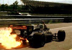 Ayrton Senna, Lotus - Brazil 1986
