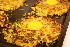 Recipe for carrot zuchini nests...yum