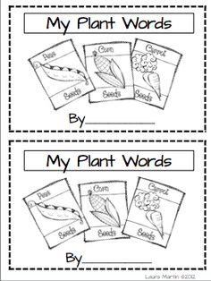 My Plant Words.