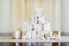 Champagne Wedding Celebrate It™ Favors