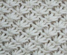 Knitting Stitches Advanced : Knitting Stitches on Pinterest Stitch Patterns, Knit Stitches and Vogue K...