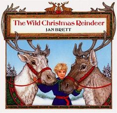 Free activities to go with The Wild Christmas Reindeer
