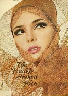 The frankly naked face 1966