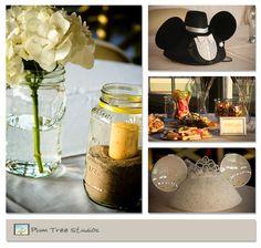 disney wedding ideas   Disney Wedding Theme Detail Photos