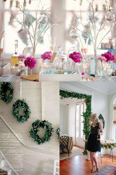 SHELTER - garland in doorway
